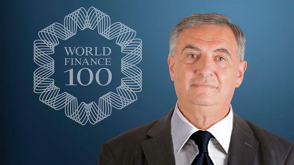 ICSFS' Managing Director Robert Hazboun award 2020
