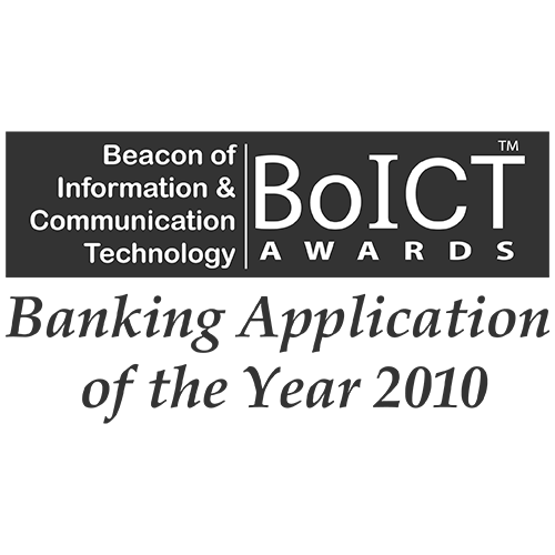 BoICT Awards  : Banking Application of the Year 2010