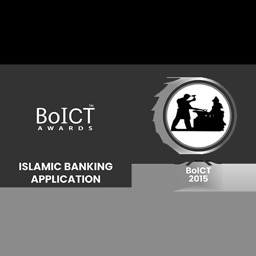 BoICT Awards  : Islamic Banking Application 2015