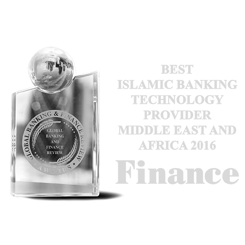 Global Banking & Finance Review Awards : Best Islamic Banking Technology Provider MENA 2016