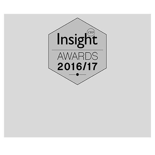 Insight CEO Awards : Leadership Award, Mr. Robert Hazboun - 2016/17