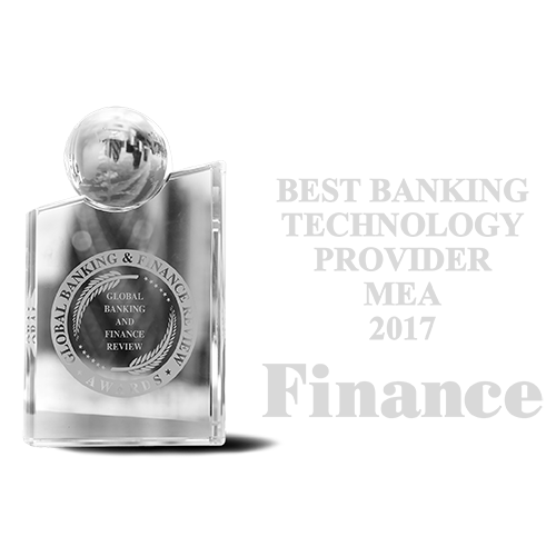Global Banking & Finance Review Awards : Best Banking Technology Provider MENA 2017
