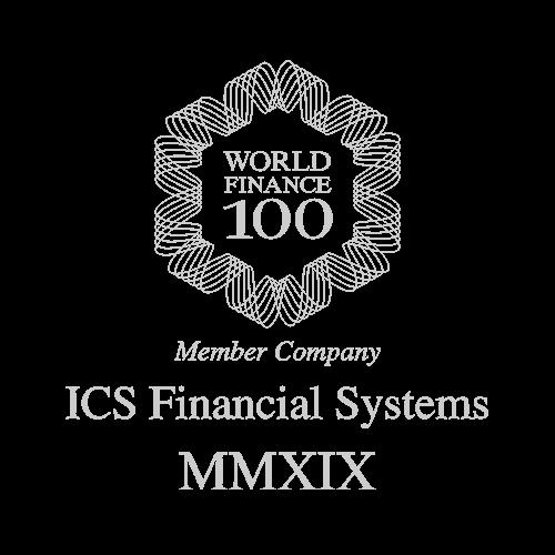 World Finance 100 Award : for ICSFS CEO, Mr. Robert Hazboub